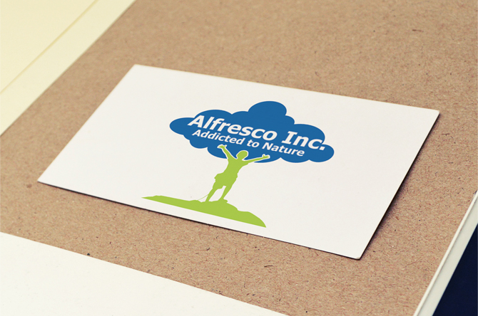 Alfresco Inc Logo