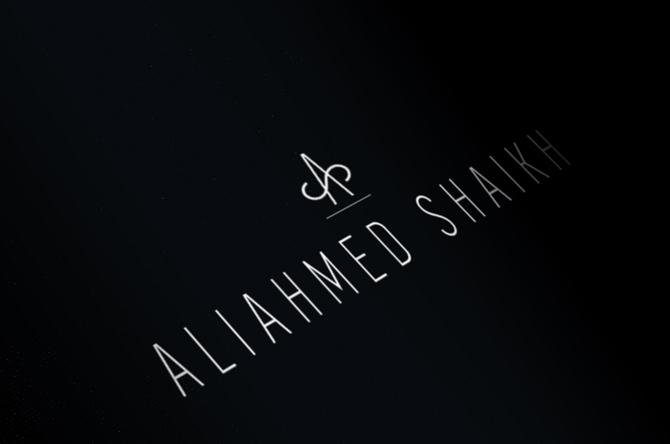 Aliahmed Shaikh Logo