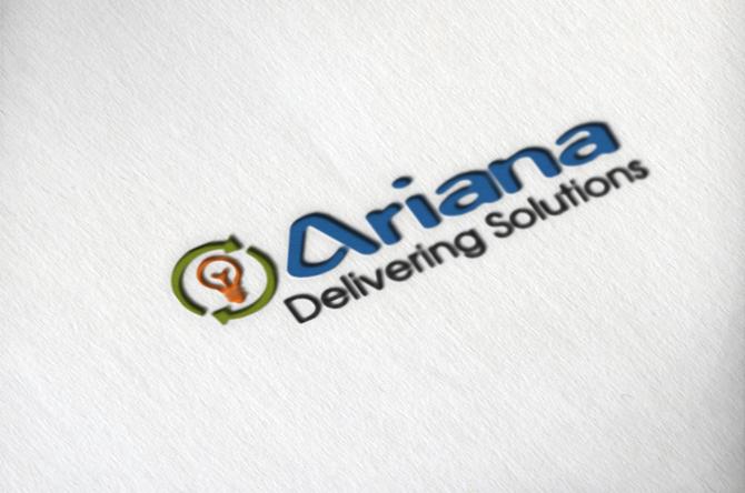 Ariana Delivering Logo