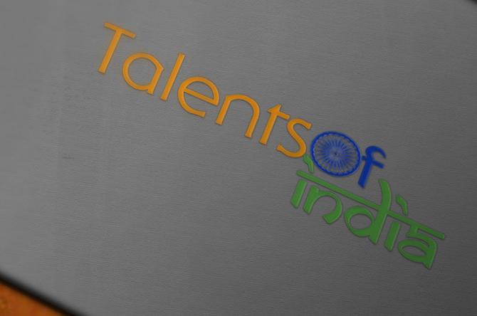 Talents Of India Logo